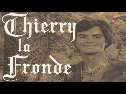 ▶ Jacques Loussier - Thierry La Fronde (Générique du feuilleton télévisé) - YouTube J'ai le 45 tours et j'avais le costume d'Isabelle...