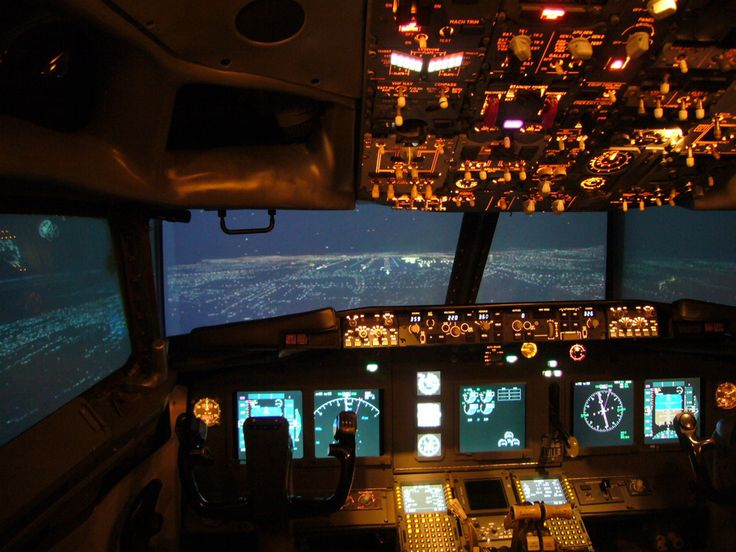 Homemade Boeing 737 Cockpit | Flying Magazine
