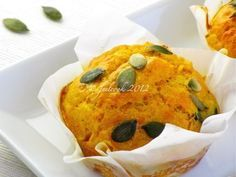 Ricetta Muffin alla zucca, da Feelcook - Petitchef