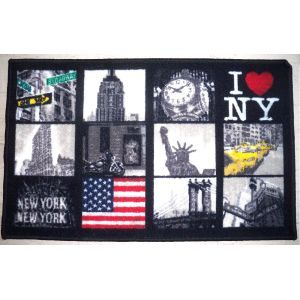Νεανικό Χαλί City 449 New York