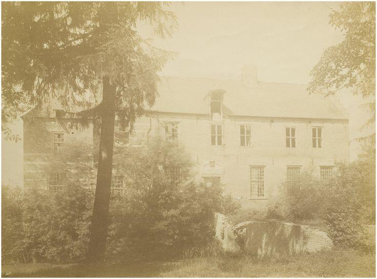 Asten. Kasteel. ( ruine ) Mulder (fotograaf) 1889