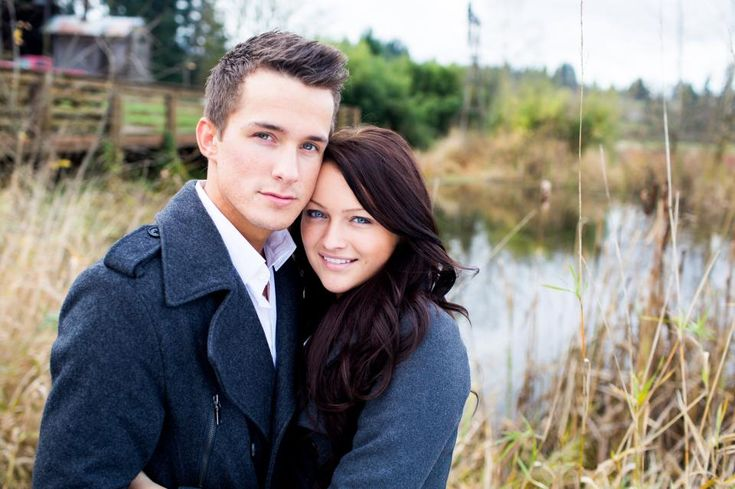 Amazing couple in love happy married engaged photo shoot professional fall winter wedding snow cute beauty beautiful gorgeous blue eyes perfect smile farm city modern white brunette blonde young teen fresh brand true religion christian