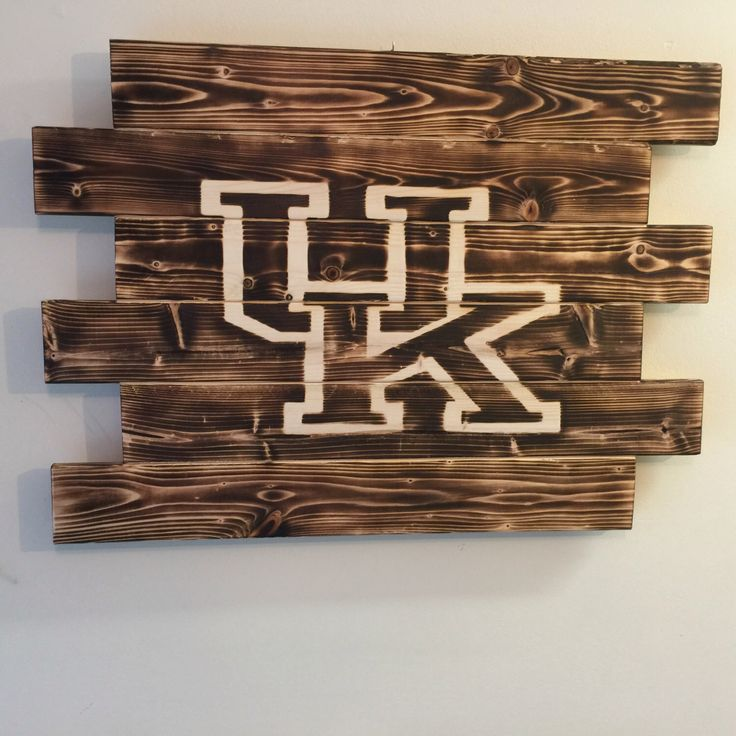 University of Kentucky wood sign by MonogramedMemories on Etsy https://www.etsy.com/listing/254043850/university-of-kentucky-wood-sign