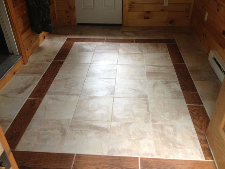 mud room floor wood tile border for the home flooring