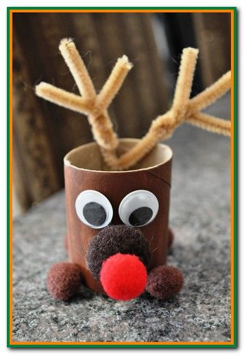 Join us in making your very own Christmas reindeer with our Christmas kids craft ideas! Click to learn more.