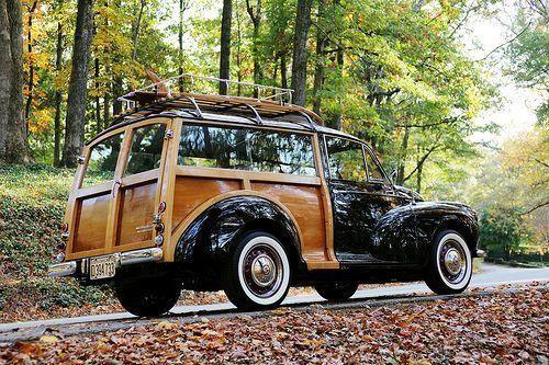 1969 morris minor traveller custom california style new. Black Bedroom Furniture Sets. Home Design Ideas