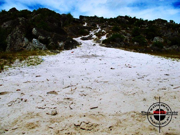 Pasir Putih Wamena, Papua