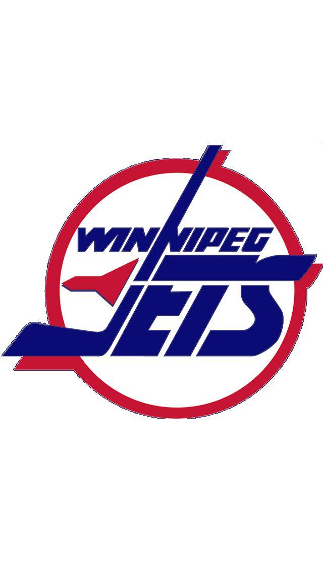Winnipeg Jets 1990w