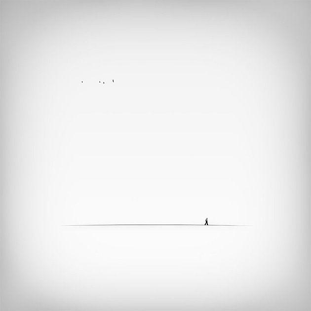 Minimalistische Schwarz-Weiß-Fotografie von Hossein Zare - KlonBlog » KlonBlog                                                                                                                                                                                 Mehr