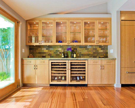 Ev Tasarımları | Ahşap Mutfaklar