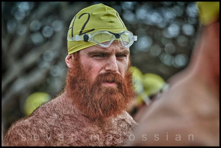 Crossfit Beast! Lucas Parker. This is what Zach Galifianakis would look like if he did Crossfit.