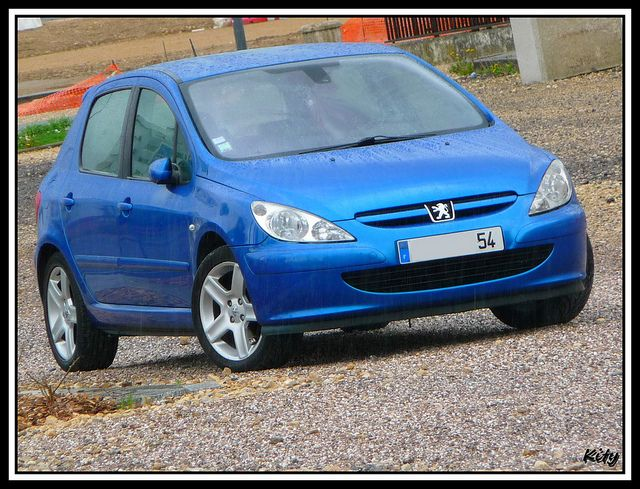 Peugeot 307 XSi | Flickr - Fotosharing!