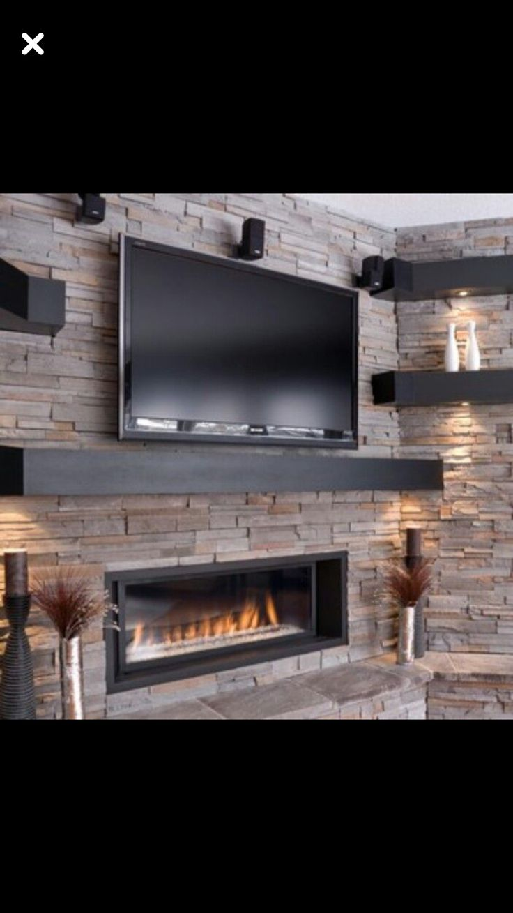 33 Best Fireplace Design Images On Pinterest Fireplace