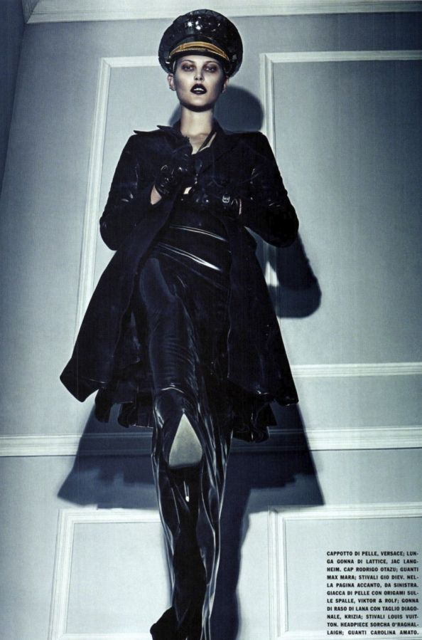 'A Point of View' by Steven Klein | Vogue Italia