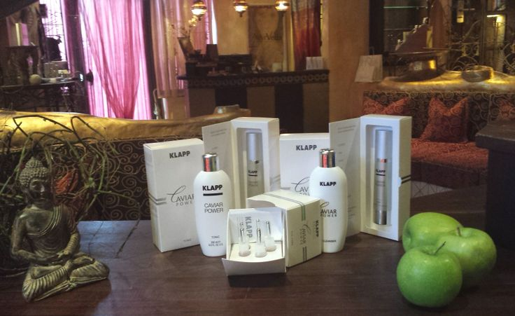 #Caviar Power by KLAPP Cosmetics