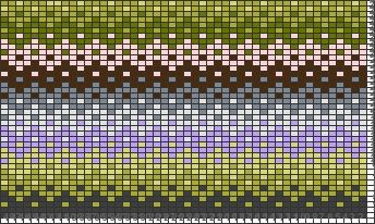 Tricksy Knitter by Megan Goodacre   Shared Charts Fair isle knitting Pint...