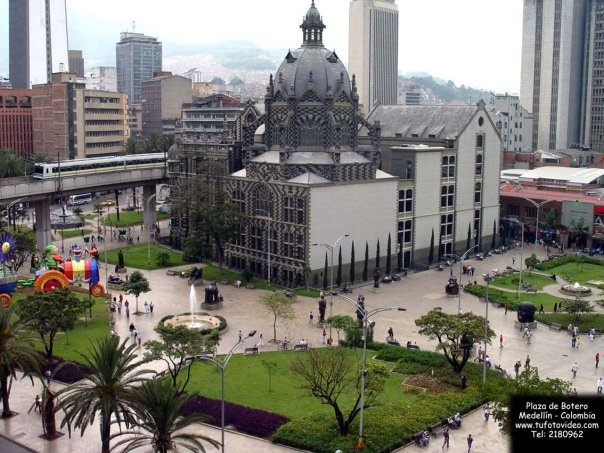 Plaza Botero - Colombia
