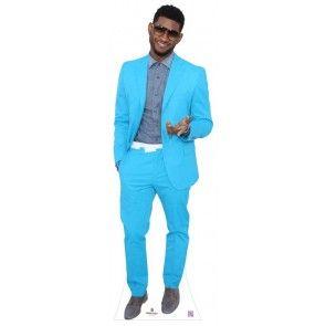 Usher Lifesize Cardboad Cutout