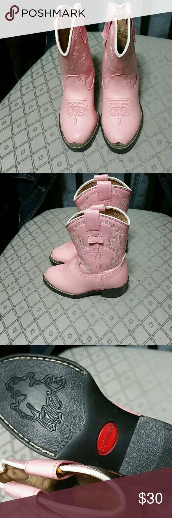 Durango boots Adorable.?? little girls Durango boots Durango Shoes Boots