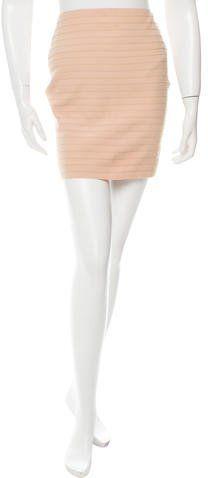 A.L.C. Sheath Bandage Skirt