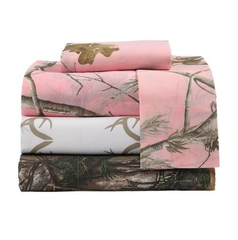 pink camo bedroom accessories realtree bedding sheets camo home decor 16724