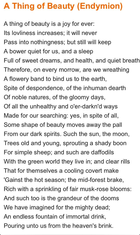 John Keats knew true beauty. http://www.annabelchaffer.com/