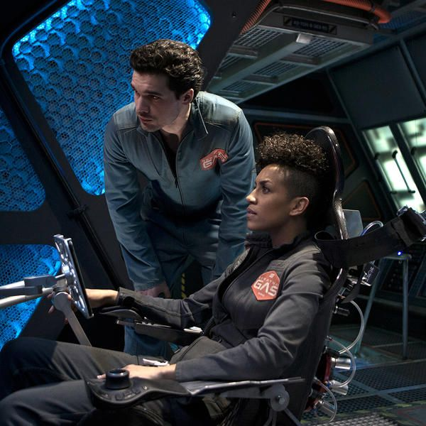 James Holden and Naomi Ngata, The Expanse (TV Series).