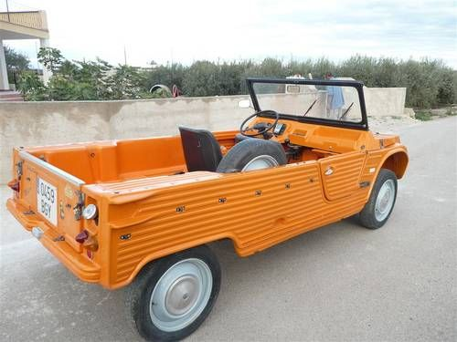 Citroen Mehari For Sale (1975)