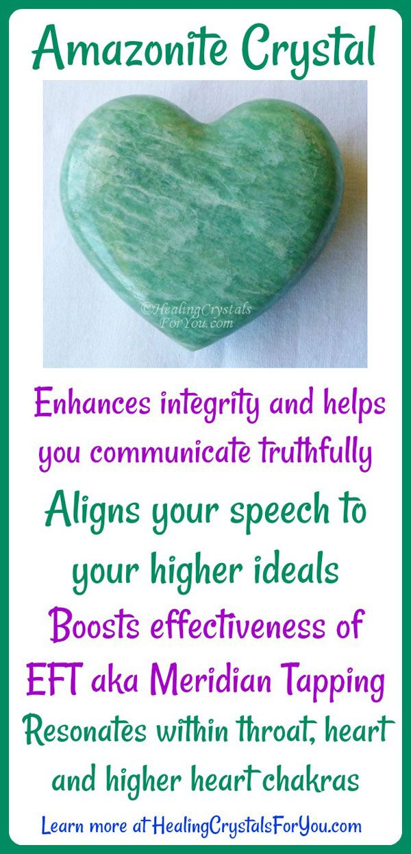 Amazonite Meaning Use To Communicate Truth With Balance