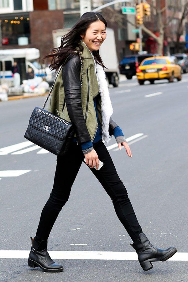 29 Winter Wardrobe Ideas From New York Fashion Week's Street Style Stars | TeenVogue.com