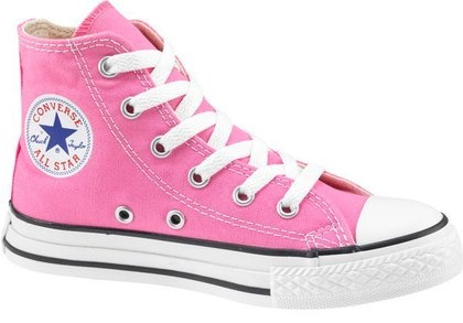Pink Baby Chuck Taylors. Too cute.