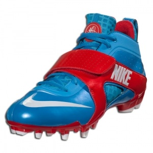 SALE - Nike Huarache 3 Lax Lacrosse Cleats Mens Blue Synthetic - Was $93.99 - SAVE $9.00. BUY Now - ONLY $84.99