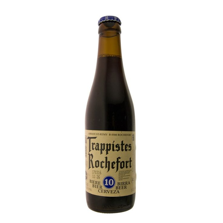 Bière trappiste Rochefort 10