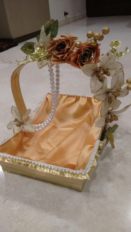 Decorative Baskets - Vrishti Creations