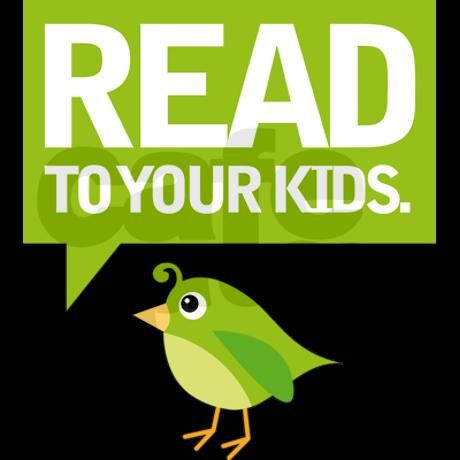 Read to your kids as early as infancy.