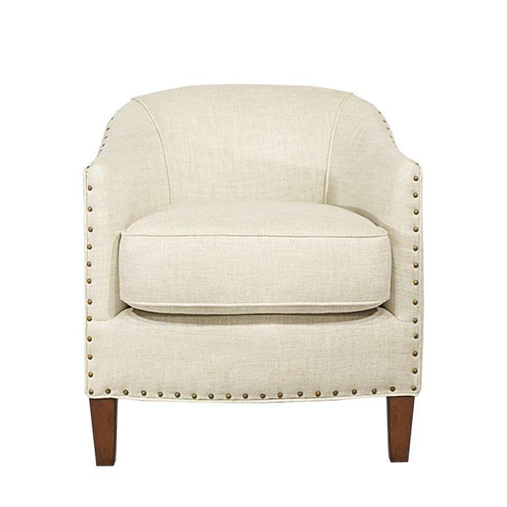 Метки: Кресла для дома, Кресло для отдыха. Материал: Ткань, Дерево. Бренд: Gramercy Home. Стили: Лофт. Цвета: Белый.