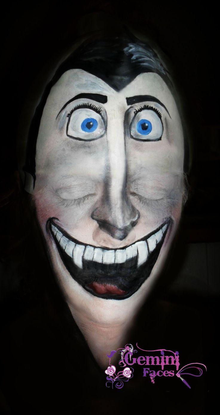 Face painting vampire ideas