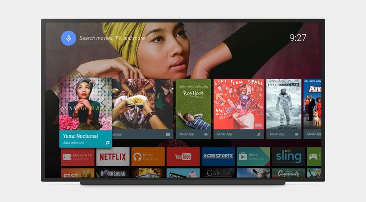 Introduction - Android TV - Android TV design guidelines