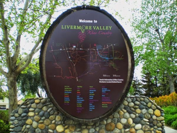 Welcome to Livermore Valley Wine Country