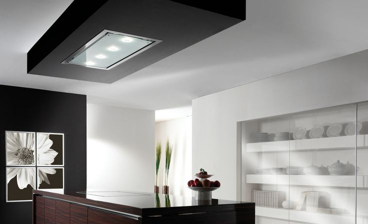 typical concealed flush ceiling extractor by air uno. Black Bedroom Furniture Sets. Home Design Ideas