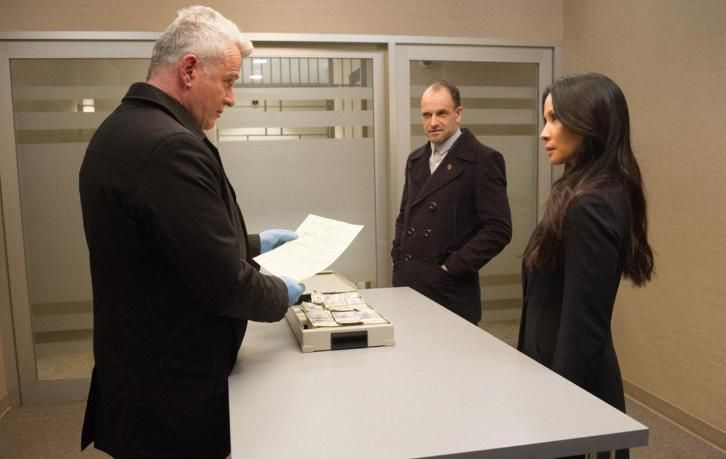 Elementary - Episode 5.21 - Fly into a Rage Make a Bad Landing - Press Release
