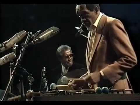 """True Blues"" (Milt Jackson),Modern Jazz Quartet in London.  Super smooth and cool! :-)"
