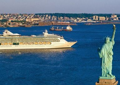 Find a cruise leaving from a city near you