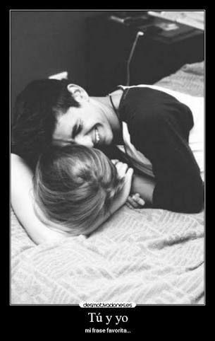 Resultado de imagen para amar es dormir de cucharita