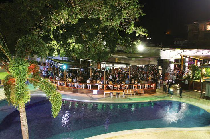 Gilligan's Backpacker Hotel & Resort Cairns in Cairns, Australia. #hostel #pool