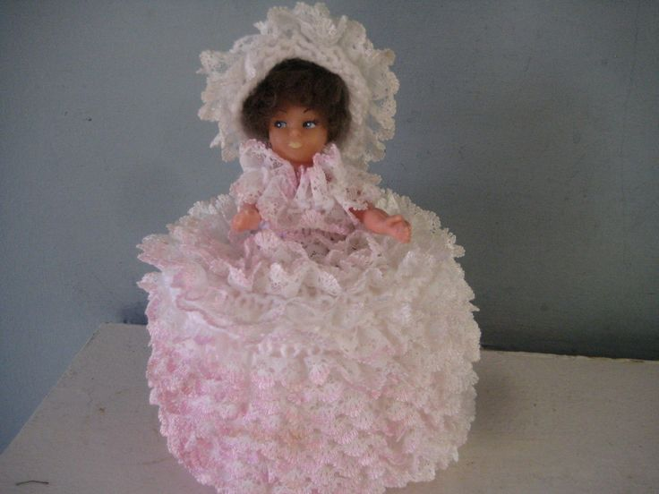 17 Best images about Shabby Chic Toilet Roll Dolls! on ...