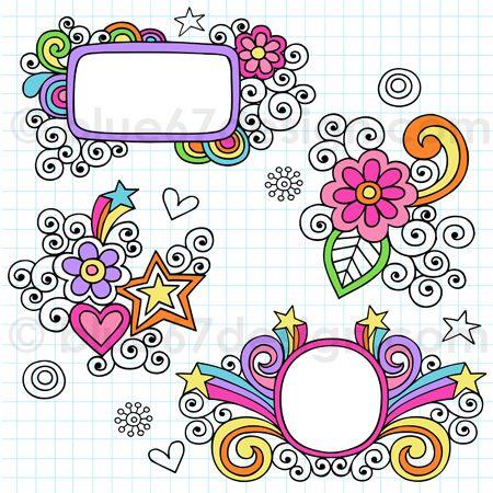 doodle frames