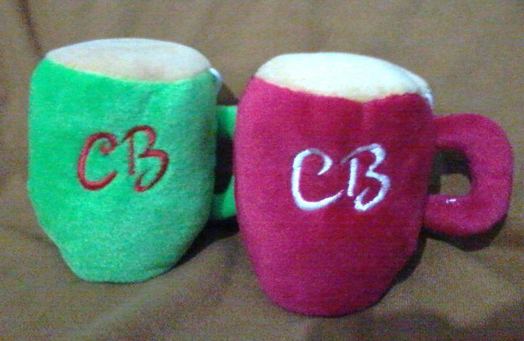#Cup of Coffee Toys #GlassPlush #FunnyToys  www.bantallucu.com