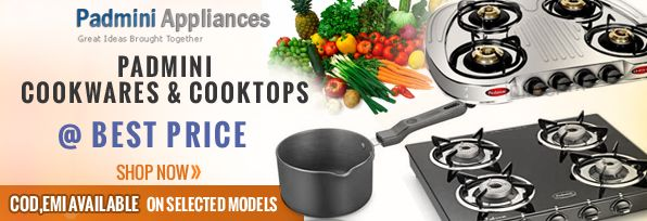 Make your Kitchen more beautiful with our new and latest Kitchenware Products like Kitchen Accessories,  Cutlery Items, Dinnerware and many more. Buy Kitchenware online eiht best price and Free Shipping options in India from Infibeam.com