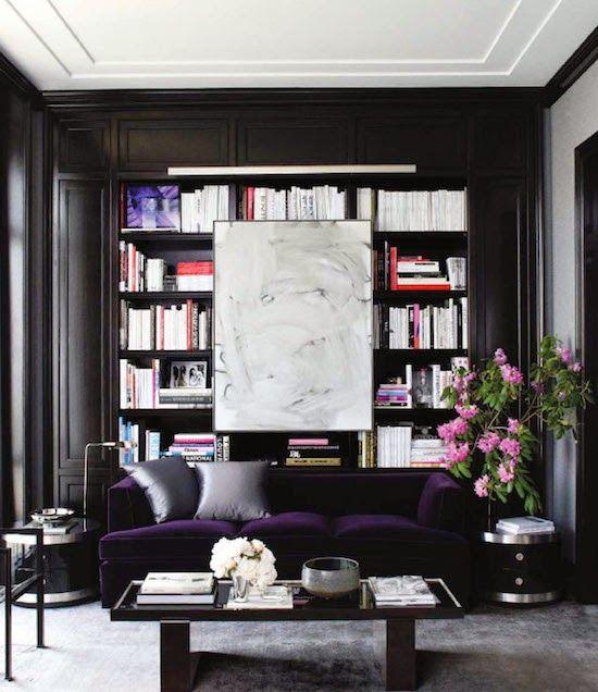 Fall Bedroom Decor Pinterest Bedroom Colour Grey Black And Purple Bedroom Decor Owl Bedroom Curtains: 1000+ Ideas About Purple Sofa On Pinterest